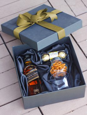 Deluxe Whisky Box